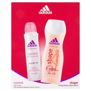 adidas-for-women-control-deodorant-antiperspirant-150ml-shape-sprchovy-gel-250ml