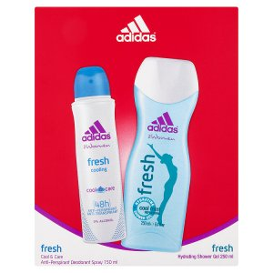 adidas-for-women-fresh-cool-care-deodorant-antiperspirant-150ml-sprchovy-gel-250ml