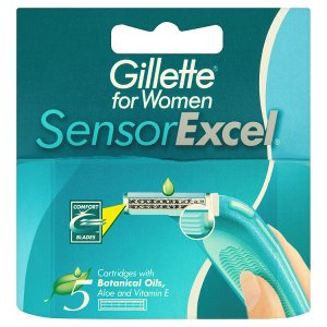 gillette-for-women-sensor-excel-nahradni-hlavice-do-holiciho-strojku-5-ks