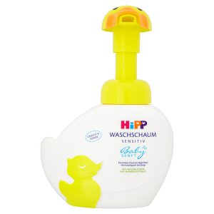 hipp-babysanft-pena-na-myti-sensitive-kacenka-250ml