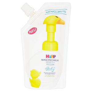 hipp-babysanft-pena-na-myti-sensitive-napln-250ml