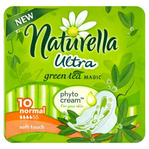 naturella-green-tea-magic-ultra-normal-hygienicke-vlozky-s-jemnou-vuni-10-ks